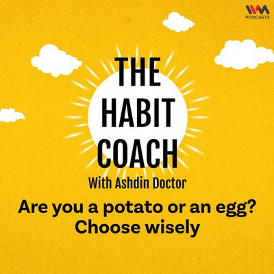 Are you a potato or an egg? - Choose wisely